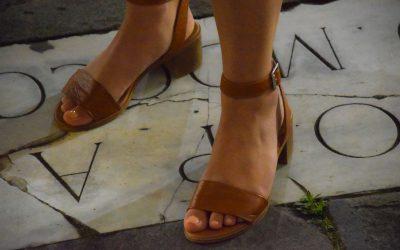 Sandaletten sind die femininen Must-Haves unter den Sommerschuhen