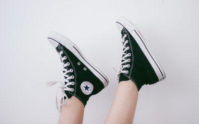 Converse Sneaker sorgen für deinen zeitlosen Kult-Look