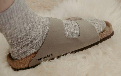 Hausschuhe von Birkenstock