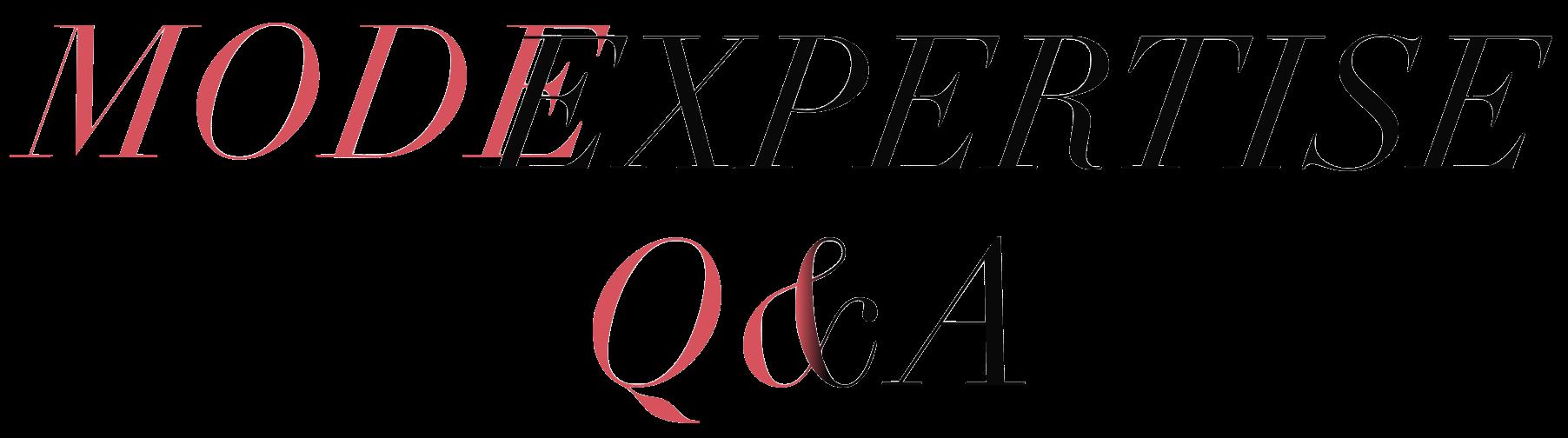 ModeExpertise Q&A