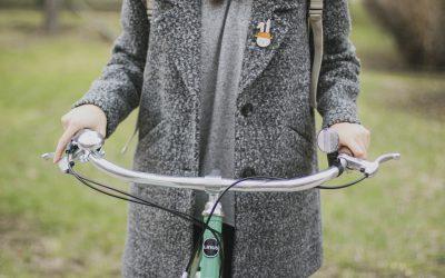 Wie kann ich einen Mantel stylen?