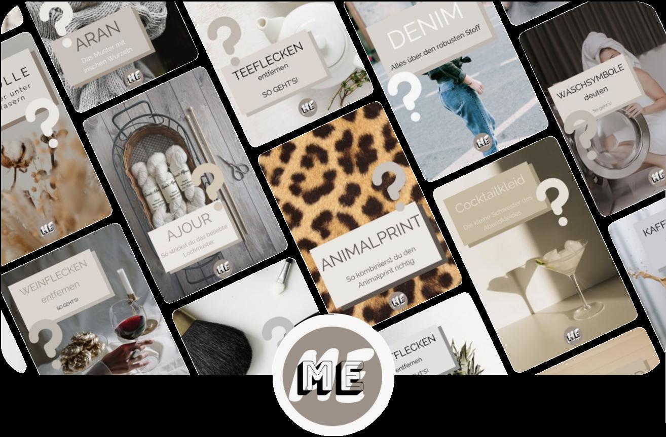 Pinterest Homepage ModeExpertise