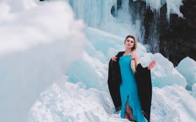 Kleider winterlich stylen