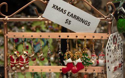 Die perfekten Accessoires für deinen Weihnachts-Look!