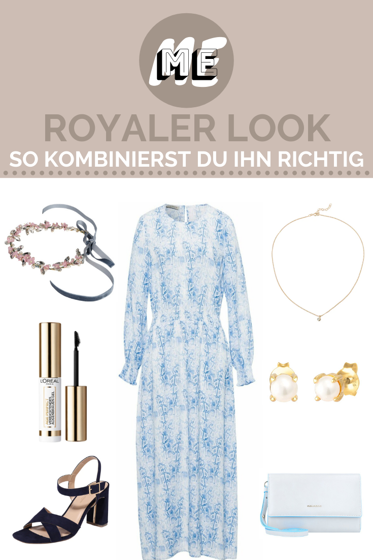 Royaler Look - Outfit of the Week
