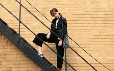 Ein Teil – unterschiedlicher Style: Anzughose