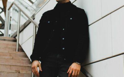 Ein Teil unterschiedlicher Style: Herren Jeansjacke
