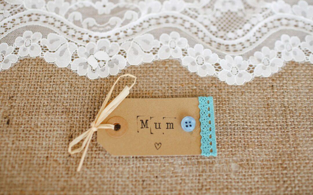 Die besten Muttertagsgeschenke – 5 Tipps