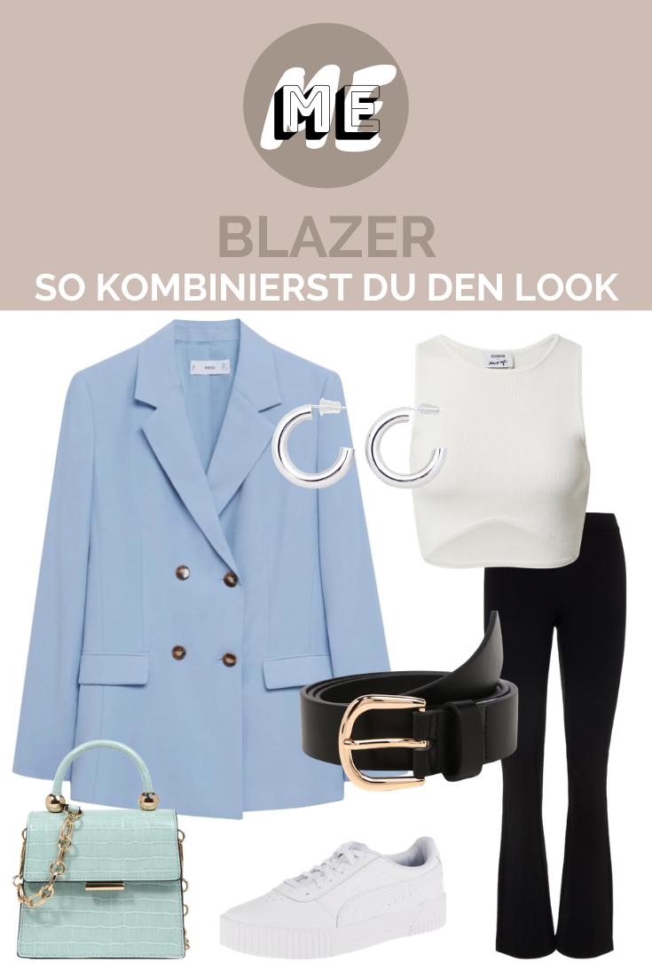 Blazer Look