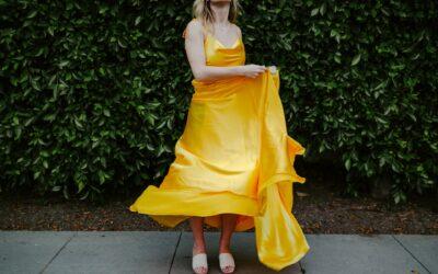 Trendteil Slip-Dress: So kombinierst du es immer wieder neu