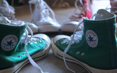 Die Geschichte der Sneaker