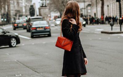 Ein Teil – unterschiedlicher Style: Baguette Tasche