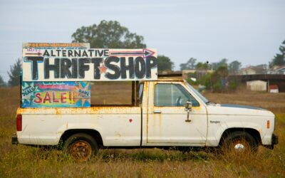 Thriftshopping – Trendige Second-Hand-Teile shoppen