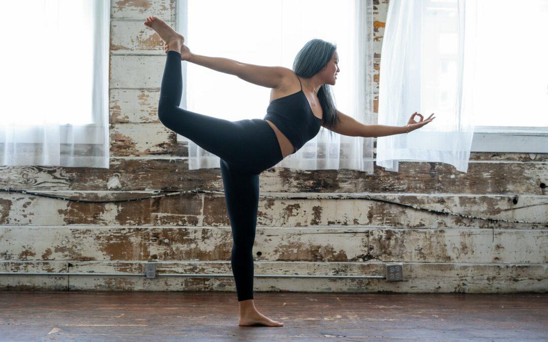 Ein Teil – unterschiedlicher Style: Yoga-Pants